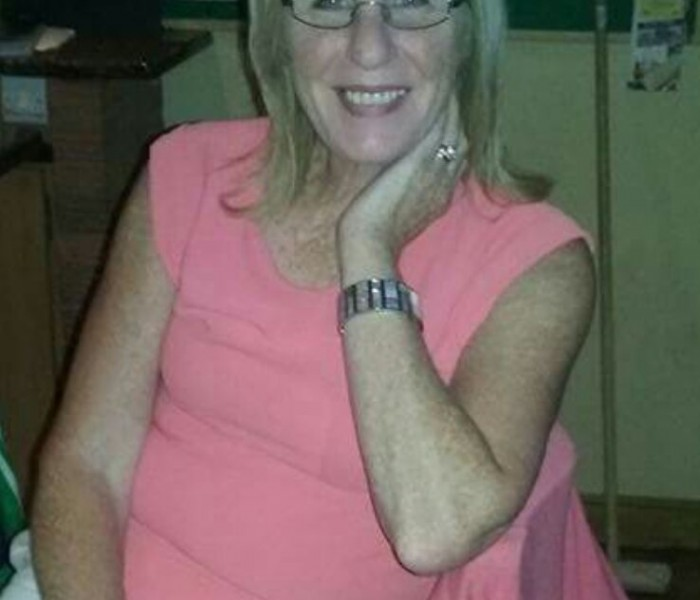 My mam Geraldine McCormack